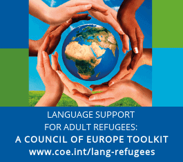 Lanugage support for adult refugees – Council of Europe Toolkit