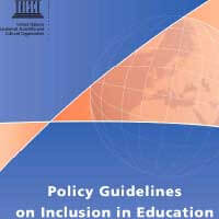 UNESCO Policy Guidelines for Inclusion in Education