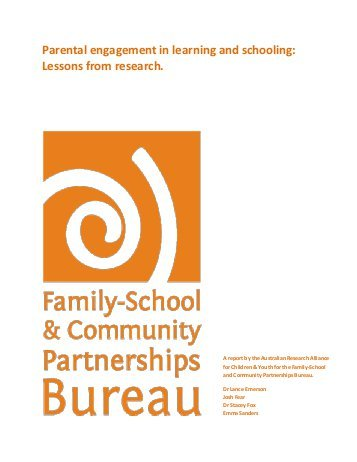 Parental engagement research results