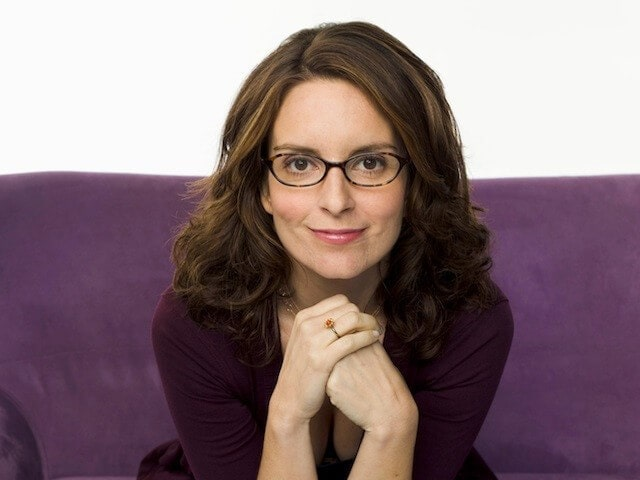 Parenting quotes from Tina Fey