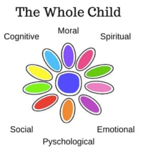 Whole child approach in education