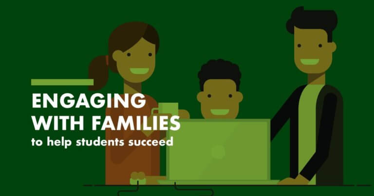 Engaging with families to transform education