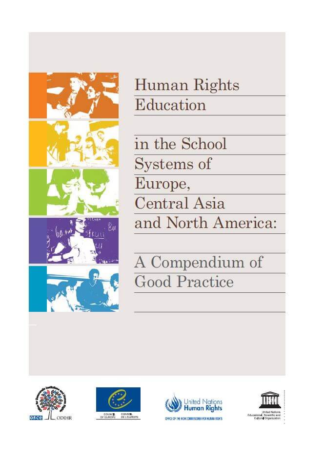 Human Rights Education – Compedium of Good Practice